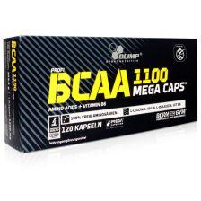 BCAA Mega caps 1100 (120 caps)