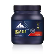 BCAA 2:1:1 Powder - 400g - Cherry Bomb