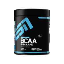 BCAA Giga Caps (300 caps)