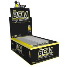 BCAA Mega Caps 1100 Blister Box (900 Kapseln)