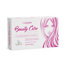 GymQueen Beauty Care - Hair, Skin and Nails 2-Monats-Kur (60 Kapseln)