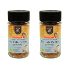 2 x Bio Café Benita entkoffeiniert (2x100g)
