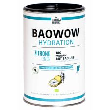 Baowow Hydration bio Zitrone (400g)