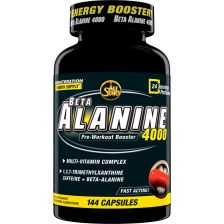 Beta Alanine 4000 (144 caps)