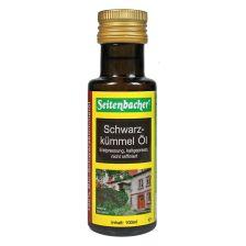 Bio Schwarzkümmelöl (100ml)