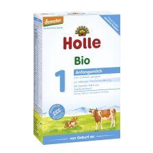 泓乐有机婴儿配方奶粉1段(0-6个月)400克  Bio-Anfangsmilch 1, von Geburt an (400g)