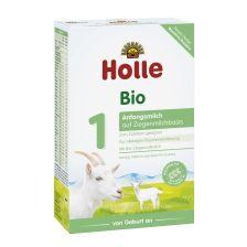 泓乐有机婴儿配方羊奶粉1段(0-6个月)400克  Bio-Anfangsmilch 1 auf Ziegenmilchbasis, von Geburt an (400g)