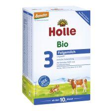 Bio-Folgemilch 3, ab dem 10. Monat (600g)