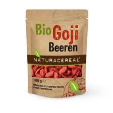 Organic Goji Berries unsulphurated (500g)