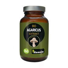 320 mg Bio Agaricus Pilz Extrakt (60 Kapseln)