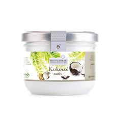 Kokosöl nativ bio (200ml)