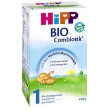 喜宝有机益生菌婴幼儿奶粉 1段 600克 BIO Combiotik Folgemilch 1 (600g)