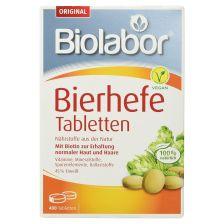 Reine Bierhefe (400 Tabletten)