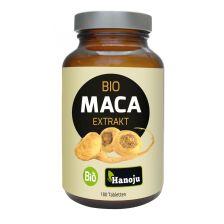 Bio MACA Premium 4:1 Extrakt 500 mg (180 Kapseln)