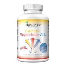 Calcium Magnesium Zink 2 Monatskur (180 Kapseln)