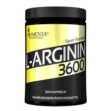 L-Arginin 3600 (320 Kapseln)