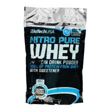 Nitro Pure Whey Gold - 2200g - Banane-Creme