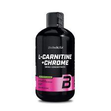 L-Carnitine + Chrome Concentrate (500ml)