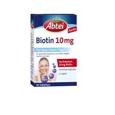 Biotin 10mg (30 Tabletten)