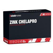 Zink Chelapro (60 caps)