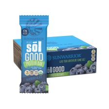 Sol Good Proteinriegel bio - 12x67g - Blueberry Blast