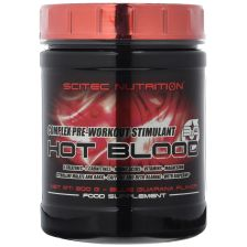 Hot Blood 3.0 - 300g - Blaue Guarana