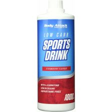 Low-Carb* Sports-Drink - 1000ml - Strawberry