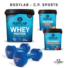 Bodylab & C.P.Sports Hanteldeal