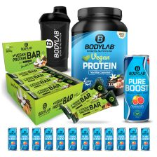 Vegan Protein Deal en natural Energy Booster