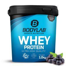 Whey Protein - 1000g - Blaubeere