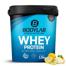 Whey Protein - 1000g - Lemon Cheesecake