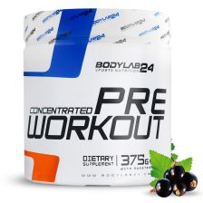 Concentrated Pre Workout - 375g - Schwarze Johannisbeere