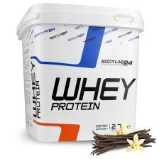 Whey Protein - 2000g - Vanille