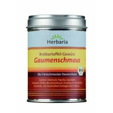 Gaumenschmaus Bratkartoffelgewürz bio (100g)