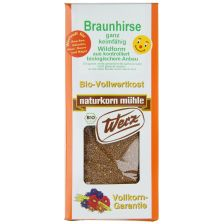 Braunhirse ganz und keimfähig bio (1000g)