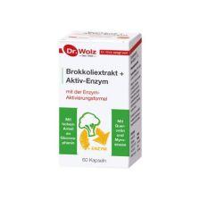 Brokkoliextrakt + Aktiv-Enzym (60 Kapseln)