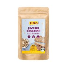 Bio Low Carb Körnerbrot Backmischung (250g)