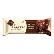 NuGo Slim - 12x45g - Brownie Crunch