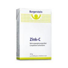 Zink-C Toffees (25 Lutschtabletten)