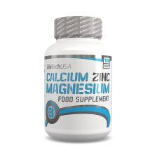 Calcium Zinc Magnesium (100 Tabletten)