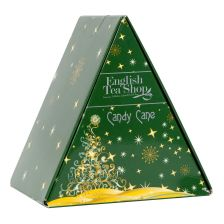 Triangle Box - Candy Cane