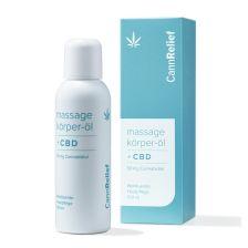 Massage-/Körperöl mit CBD (100ml)