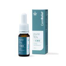 Pure 10% - Bio-Hanfsamenöl mit CBD (10ml)