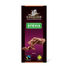 Stevia Milchschokolade (85g)