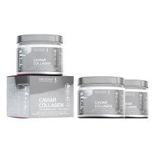 3 x Caviar Collagen Pulver (3x300g)