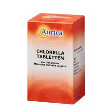 Chlorella Tabletten 500mg (400 Tabletten) MHD 30.10.2017