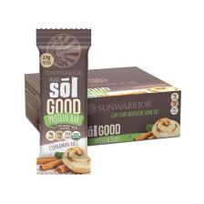 Sol Good Proteinriegel bio - 12x67g - Cinnamon Roll