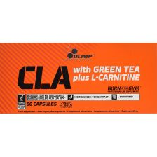 CLA with Green Tea + L-Carnitine (60 Kapseln)
