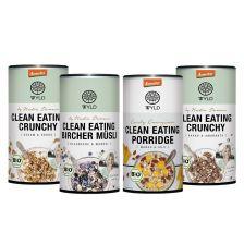 Clean Eating Frühstückspaket