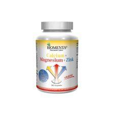 Calcium Magnesium Zink - 2 Monatskur - 2 Monatskur (180 Kapseln)